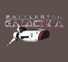 Battlestar Galactica Viper T-shirt Kids Clothes