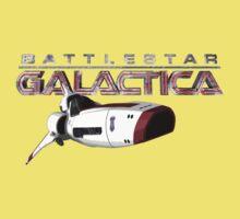 Battlestar Galactica Viper T-shirt One Piece - Short Sleeve