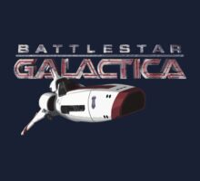 Battlestar Galactica Viper T-shirt One Piece - Short Sleeve