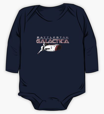 Battlestar Galactica Viper T-shirt One Piece - Long Sleeve
