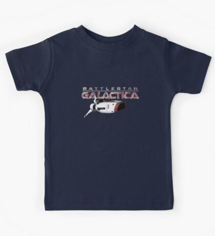 Battlestar Galactica Viper T-shirt Kids Tee