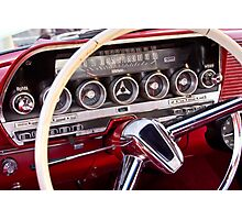 Classic car Photographic Print