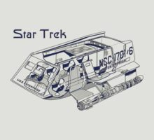 Star Trek Shuttle by Chris Cardwell