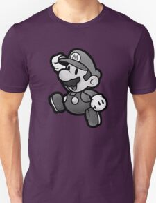 Olde Timey Mario T-Shirt