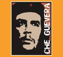 Che Guevera-Beard Revolution by OTIS PORRITT