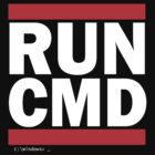 RUN CMD by drewblack9