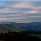 Manor Valley Sunset by photobymdavey