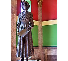 Jeanette Rankin Photographic Print