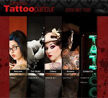 Tattoo Parlour Rework 2010 by badkarma