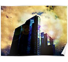 Untitled Downtown Atlanta Photo Poster