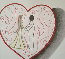 Couples Love by Julie Anne Hughes