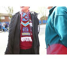 We Are Burnley by footypix