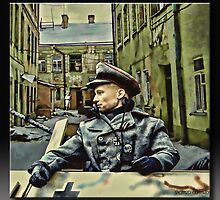 The Ghetto 1941 by Richard  Gerhard