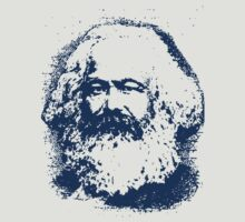 KARL MARX-2 by OTIS PORRITT