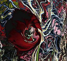 psychosomatic flower by shadowandshape
