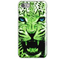 Look into my blue eyes iPhone Case/Skin