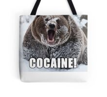Bear Meme Tote Bag