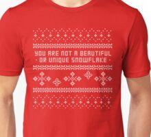 Fightclub Xmas Jumper Unisex T-Shirt