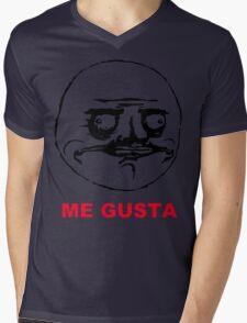 Me gusta meme Mens V-Neck T-Shirt