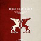 House Connington iPhone Cover by liquidsouldes