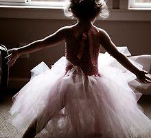 Tiny Ballerina by Morriki