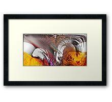Rêverie Framed Print