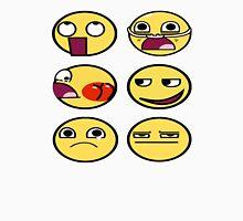 Smiley Family meme Unisex T-Shirt