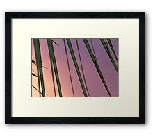 Lashes - Orlando, FL Framed Print