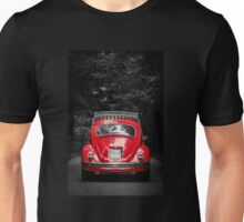 "'TOMMY' VW Beetle ""Life is a Journey"" Unisex T-Shirt"