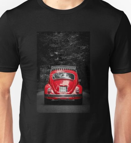 """'TOMMY' VW Beetle """"Life is a Journey"""" Unisex T-Shirt"""