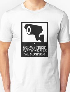 IN GOD WE TRUST Unisex T-Shirt
