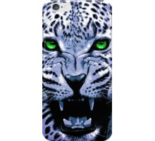 Look into my green eyes iPhone Case/Skin