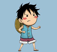 Chibi Luffy Small One Piece Unisex T-Shirt