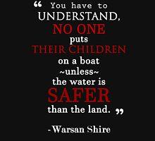 Refugee Crisis 2015 Unisex T-Shirt