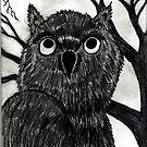 NIGHT OWL by NEIL STUART COFFEY