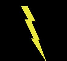 "Lightning Bolt from ""The Natural"", ""Harry Potter"" or ""The Flash""? by mattag29"