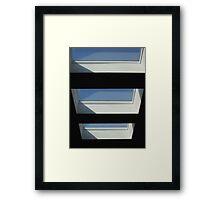Skylight 2 Framed Print