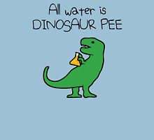 All Water Is Dinosaur Pee (T-Rex) T-Shirt
