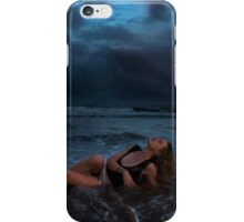 Shipwrecked after the storm iPhone Case/Skin