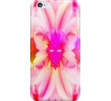 Pink Dahlia iPhone Case/Skin