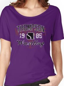 Thompson Wrestling 2 Women's Relaxed Fit T-Shirt