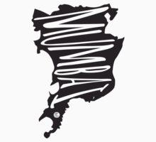 Mumbai City - Typography One Piece - Long Sleeve