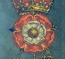 Tudor Rose by ©The Creative  Minds