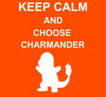 Keep Calm and choose Pokemon! | Unisex T-Shirt