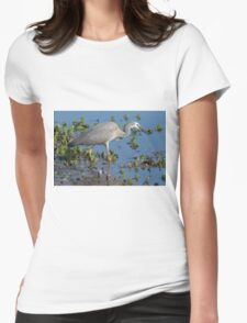 In The Bill Womens Fitted T-Shirt