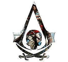 Assassins Creed - Black Flag  Photographic Print