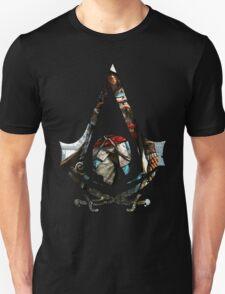 Assassins Creed - Black Flag  T-Shirt