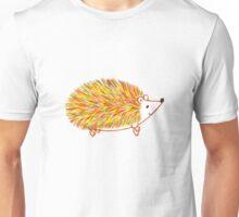 Autumn Hedgehog Unisex T-Shirt