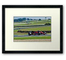 1985 F1 Ferrari  Framed Print