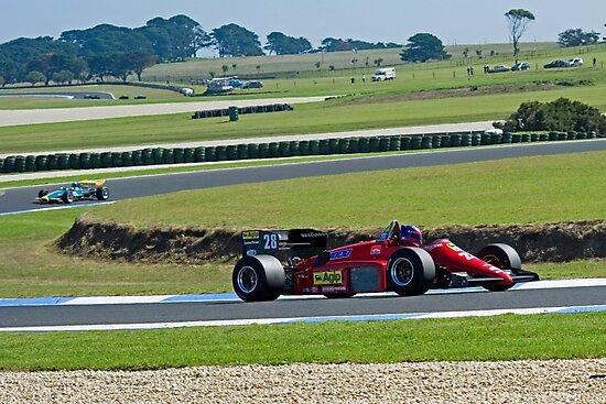 1985 F1 Ferrari  by TeaCee